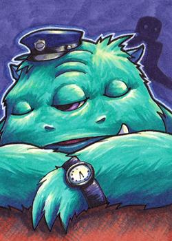 Bill the Watchmonster