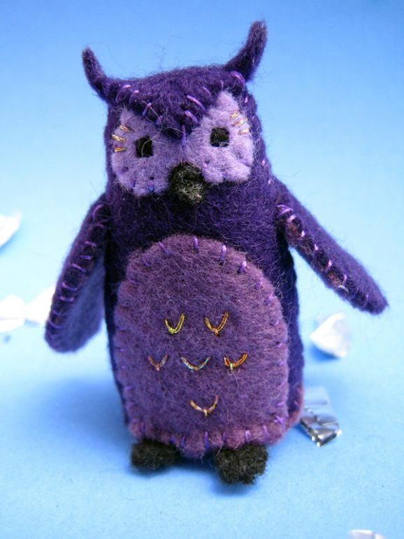 Thea the Owl