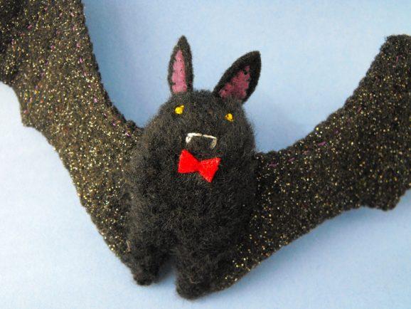Eduardo the Vampire Bat